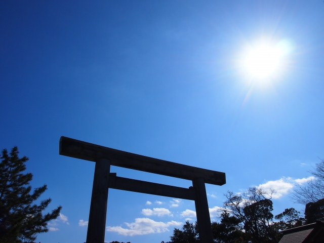 幣立神宮を知っていますか?