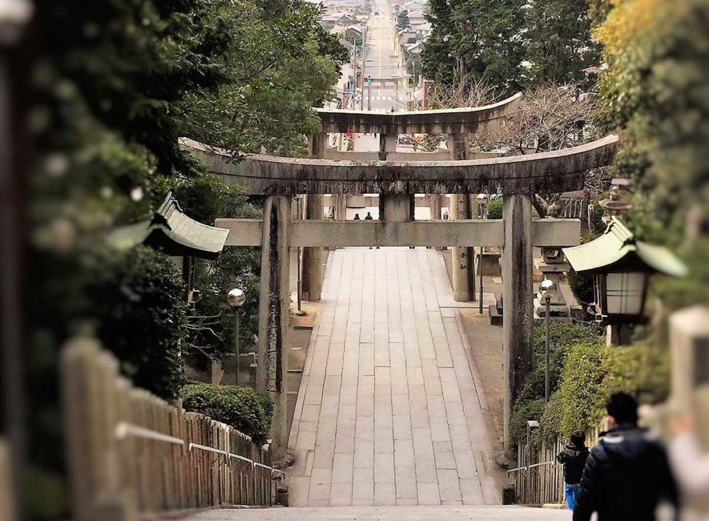 宮地嶽神社へ行ったらぜひ食べておきたい「松ヶ枝餅」とは?