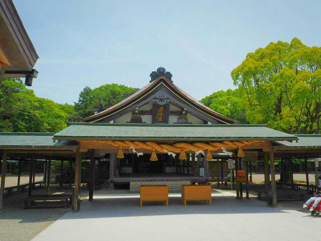 宗像大社と厳島神社の関係について